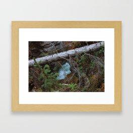 Untitled V Framed Art Print