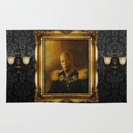 Samuel L. Jackson - replaceface Rug