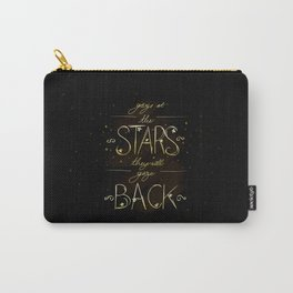 Gaze at the Stars Carry-All Pouch