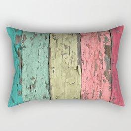 Temple of Love Rectangular Pillow