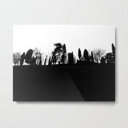 Dante's hill Metal Print