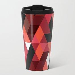 Carbon Fractals Travel Mug