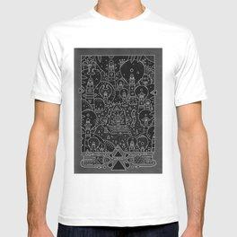 koznoz jungle T-shirt
