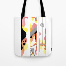 w typo Tote Bag
