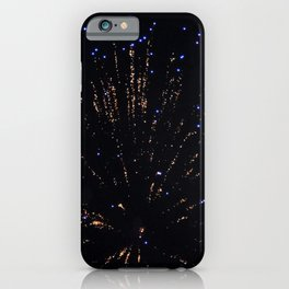 Marina Fireworks 2018 view 3 iPhone Case