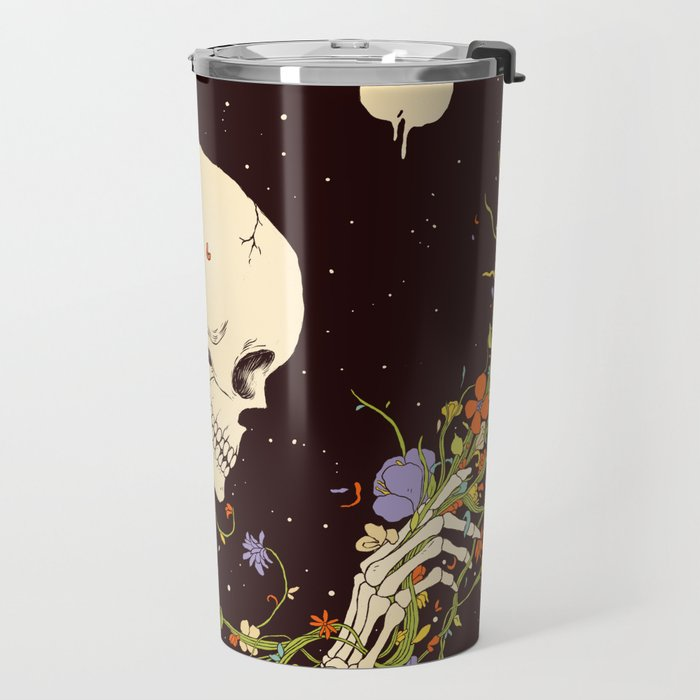 I Thought of the Life that Could Have Been Travel Mug