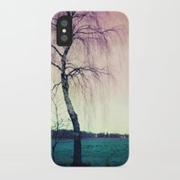 new year iPhone & iPod Cases featuring new year by Claudia Drossert