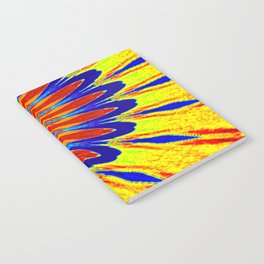 The Modern Flower Primary Colors Notebook