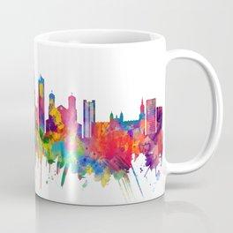 Medellin Colombia Skyline Coffee Mug