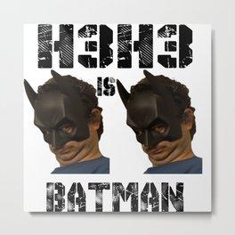 H3H3 Metal Print