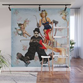 Charlie's Angels (2) Wall Mural