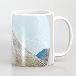 When the whole world is in front of you Coffee Mug