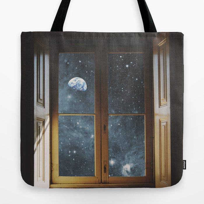 WINDOW TO THE UNIVERSE Tote Bag