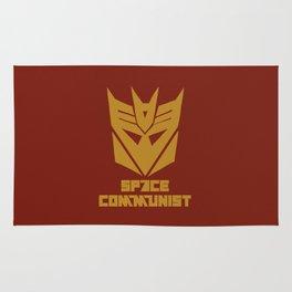 Space Communist Rug
