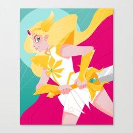 She-Ra is Back Canvas Print