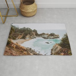 big sur iii / california Rug