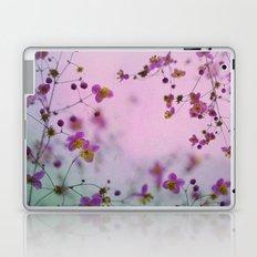 Vintage Little Flowers Laptop & iPad Skin