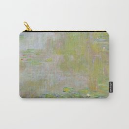 Water Lily Pond by Claude Monet Carry-All Pouch