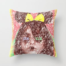 Just sketch it! Throw Pillow