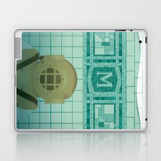 Flooded Laptop & iPad Skin