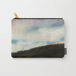 Pastel Skyway Carry-All Pouch