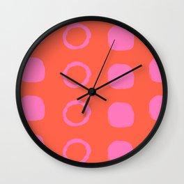 Oink Wall Clock