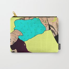 Hair Dye Carry-All Pouch