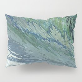 Churning Up Pillow Sham