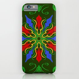 Despeinada iPhone Case