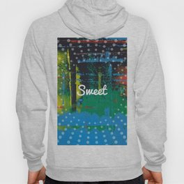 Color Chrome - sweet graphic Hoody