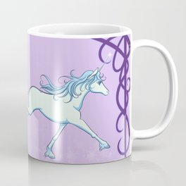 The Last Unicorn - See How She Sparkles Coffee Mug