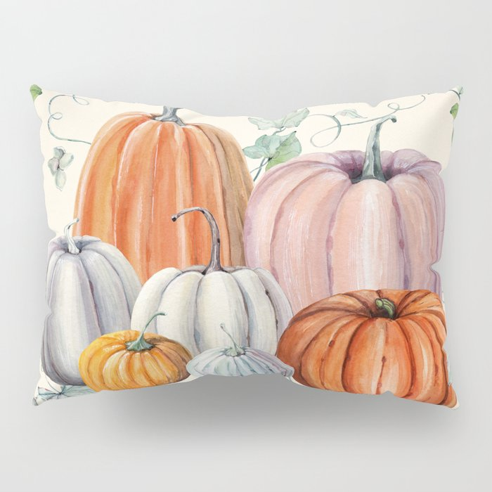 Pumpkin Patch Pillow Sham