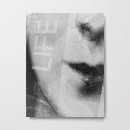 Gravity Angel Version-02 Metal Print