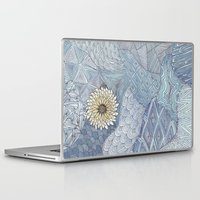 daisy Laptop & iPad Skins featuring Daisy by sinonelineman