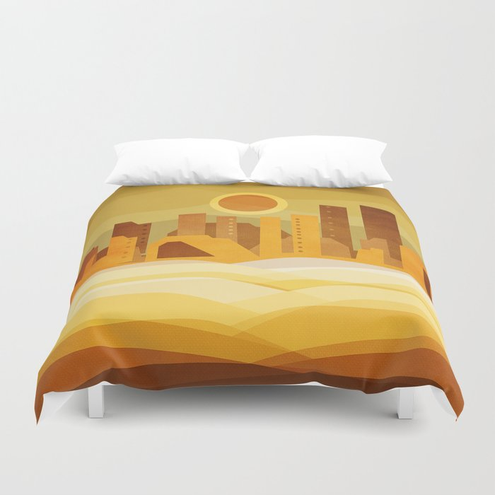 Textures/Abstract 128 Duvet Cover