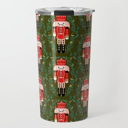 Nutcracker by Andrea Lauren  Travel Mug
