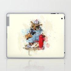 FireOwl Laptop & iPad Skin