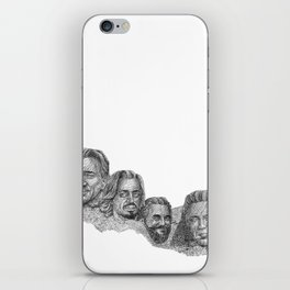 Mount Awesomore iPhone Skin
