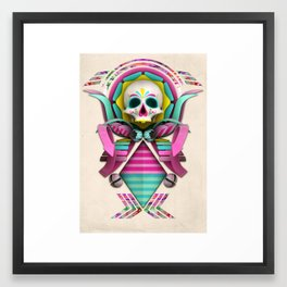 BeautifulDecay Framed Art Print