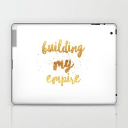 Building my Empire Laptop & iPad Skin