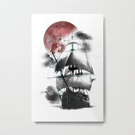 Journey to the Outworld II Metal Print