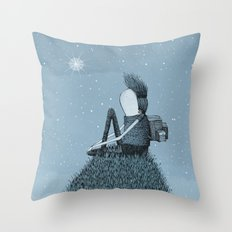 'Hill' Throw Pillow