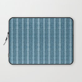 Sky Blue Snake Skin Animal Print Wild Nature Laptop Sleeve