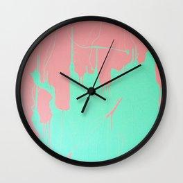 Girl meets Boy Wall Clock