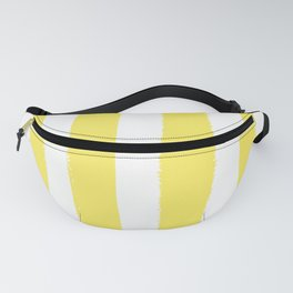 Hamptons Collection (Canary Yellow & White) Fanny Pack