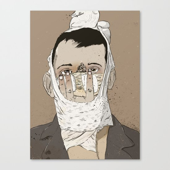 Rhinoplasty Canvas Print