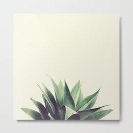 Nature Flix Metal Print