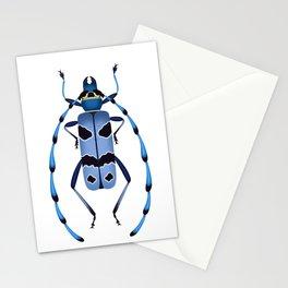 Alpine Longhorn Stationery Cards