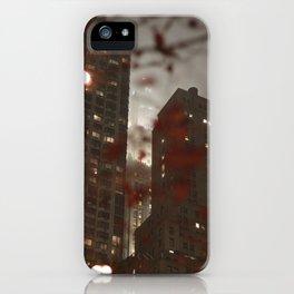 New York Manhattan iPhone Case