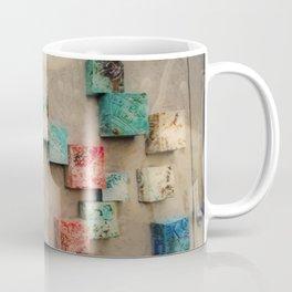 Toppled Ceramic Tiling 1 Coffee Mug